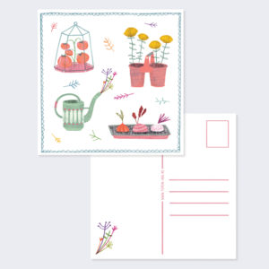 Homegarden Card Square