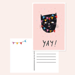 YayCat Card A5