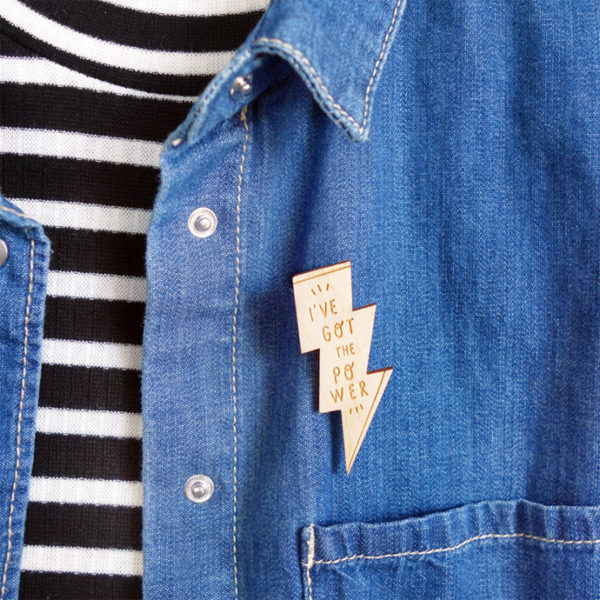 I've Got The Power – PIN
